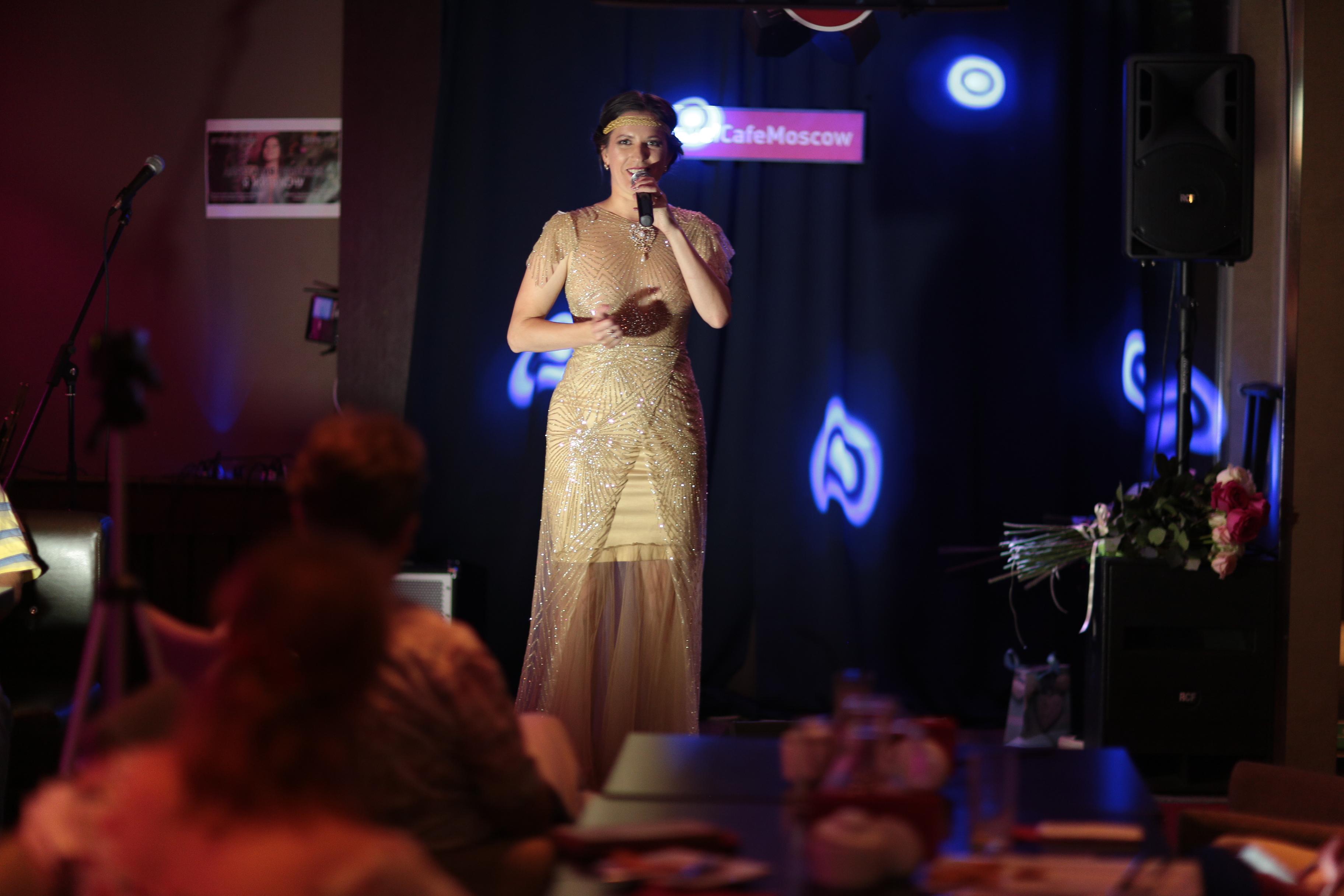 """презентация дебютного альбома Анастасии Раинской """"Я жить хочу"""""""